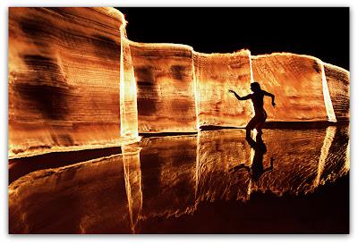 Игры с огнем: танец у огненной стены