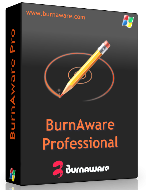 Download BurnAware Professional 6.9.3