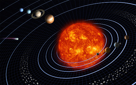 Gambar planet, gambar tata surya
