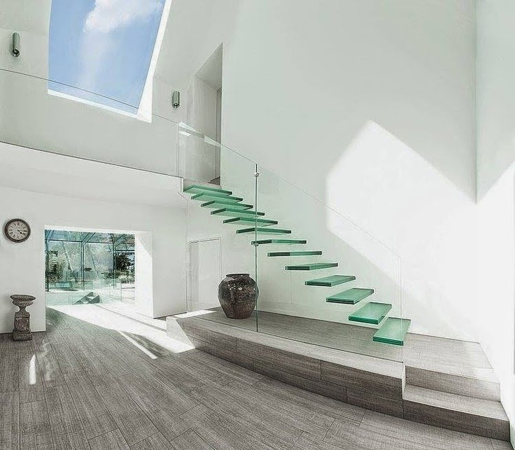 escaleras nicas