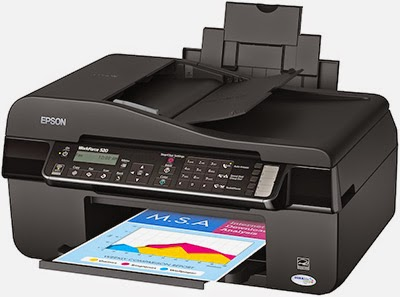 epson workforce 520 win7 driver