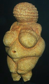 Woman or Venus of Willendorf, c. 24,000-22,000 BCE.