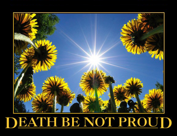 death be not proud pdf