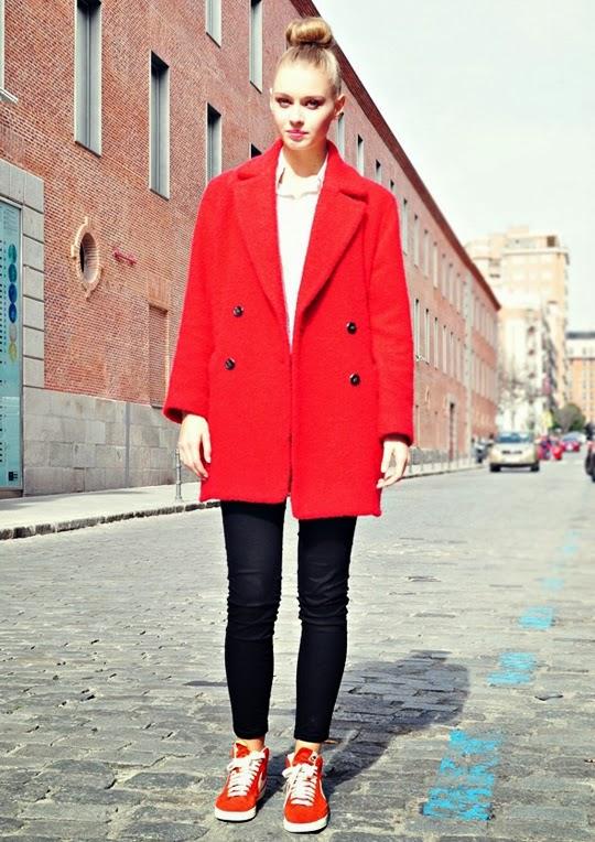 Streetstyle rojo