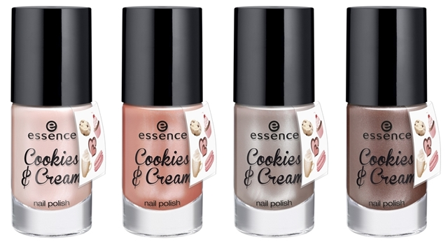 Essence Cookies & Cream Trend Edition Nail Polish