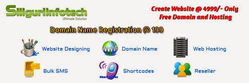 Siliguri Info Tech - Website Designing Company in Siliguri, www.siliguriinfotech.com