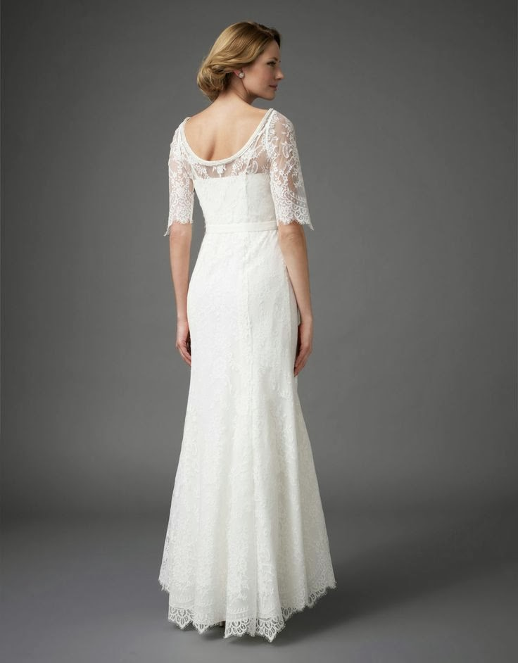 Carlotta Affordable Wedding Dress - Monsoon