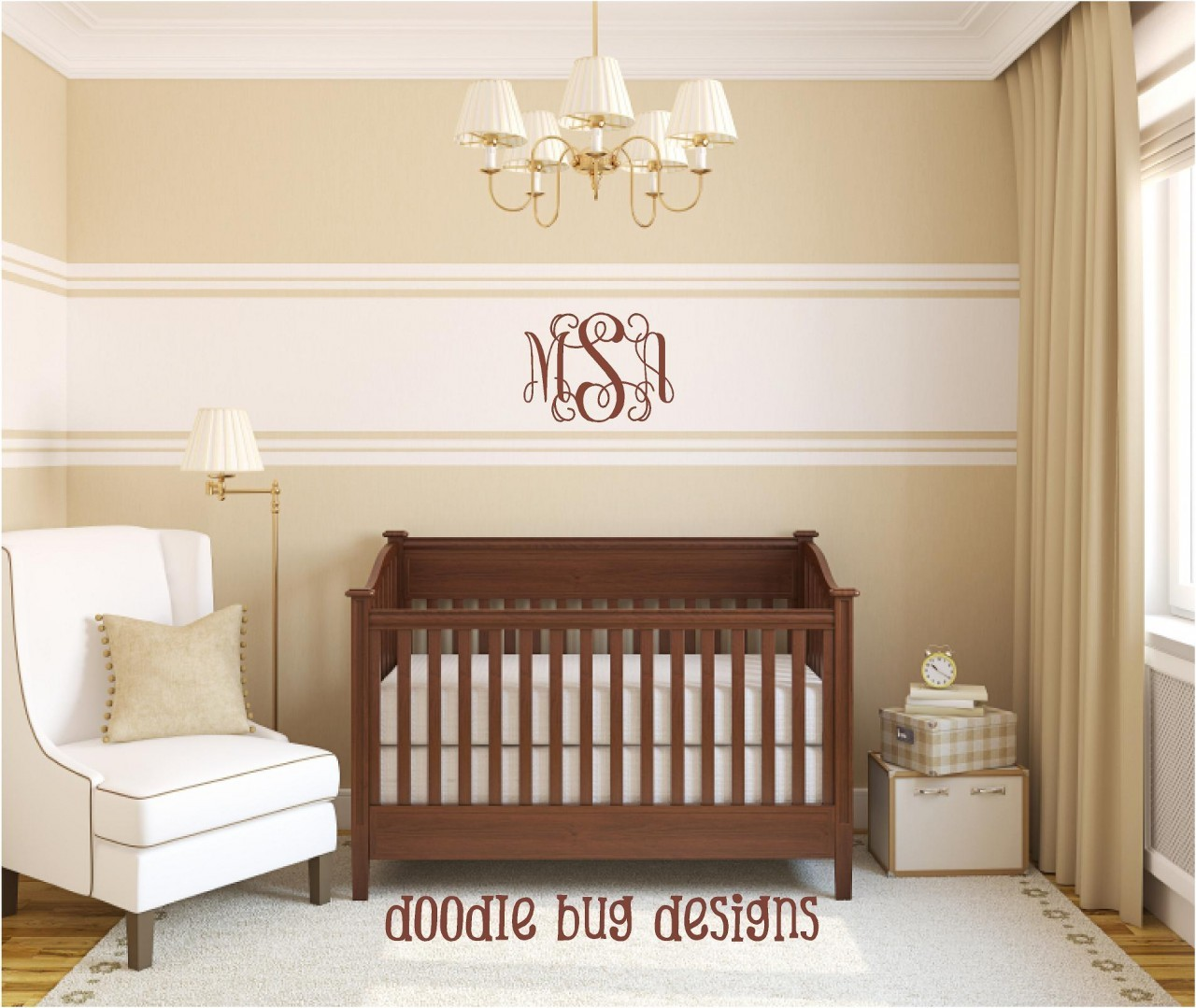 Nursery Decor Ideas 2017 Grasscloth Wallpaper