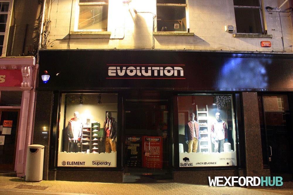 Evolution, Wexford