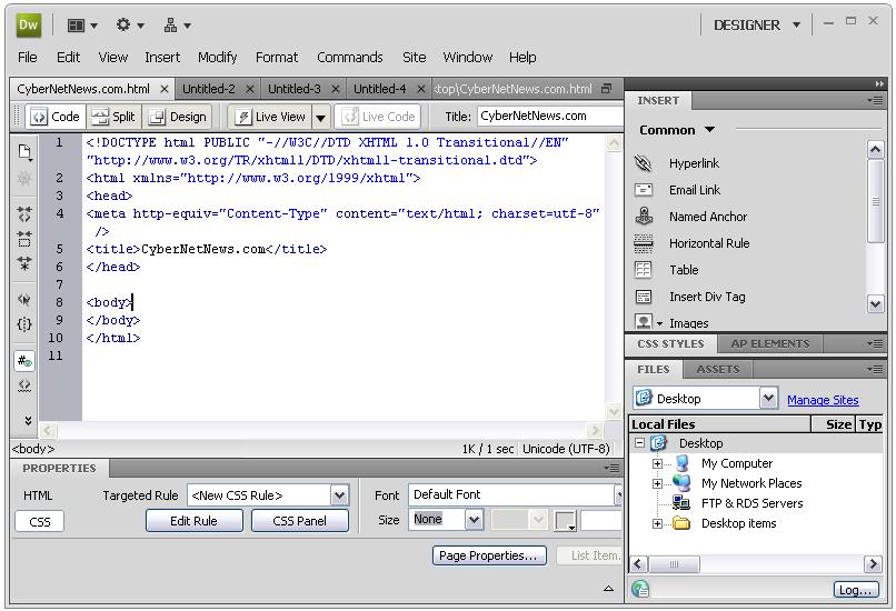 Adobe dreamweaver cs3 v9.0.3453 abu137