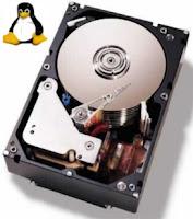 gambaran partisi HardDisk di Linux