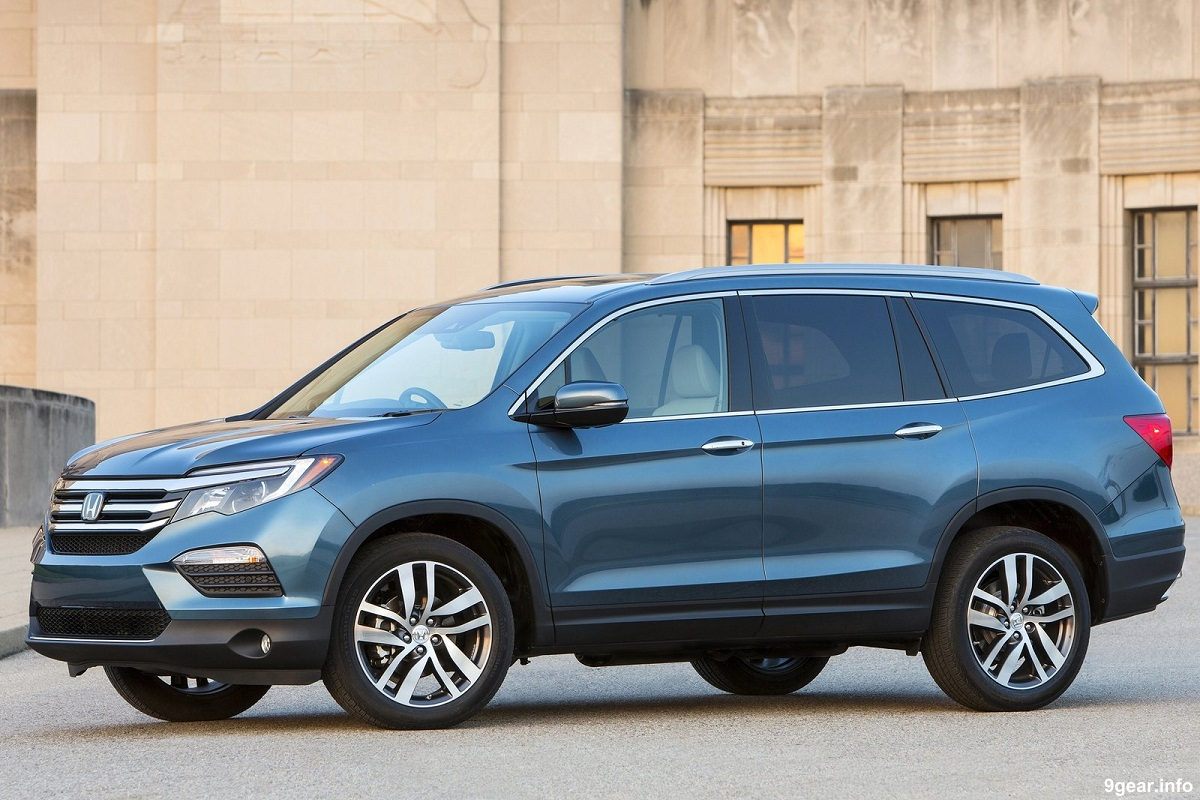 all new honda pilot seven seat suv car reviews new car pictures for 2018 2019. Black Bedroom Furniture Sets. Home Design Ideas