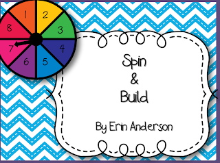 http://www.teacherspayteachers.com/Product/Spin-and-Build-996928