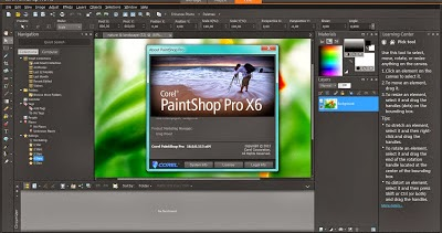 corel paintshop pro x6 16 0 repack hack the hacker. Black Bedroom Furniture Sets. Home Design Ideas