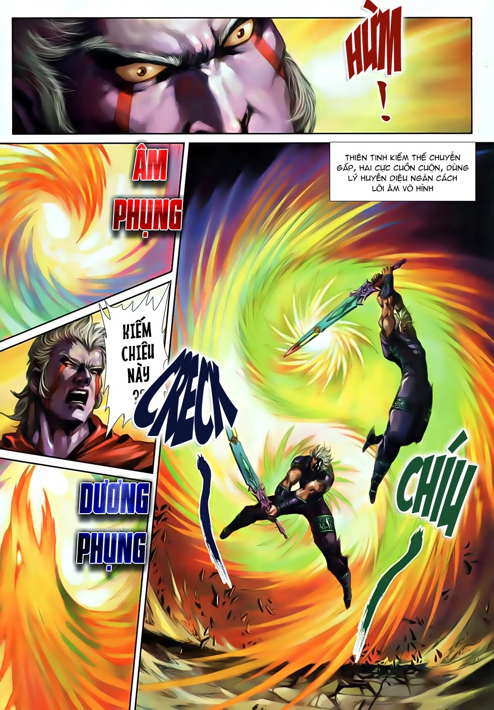 Thần Binh Tiền Truyện 2 chap 21 Trang 21 - Mangak.info