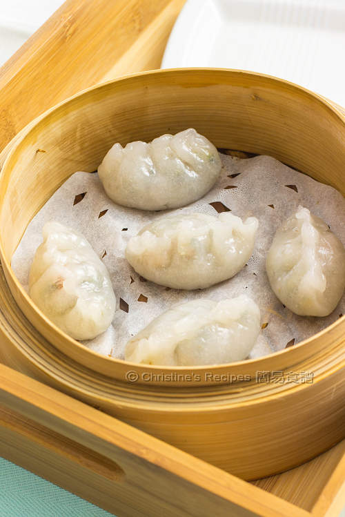 潮州粉果 Teochew Dumplings01