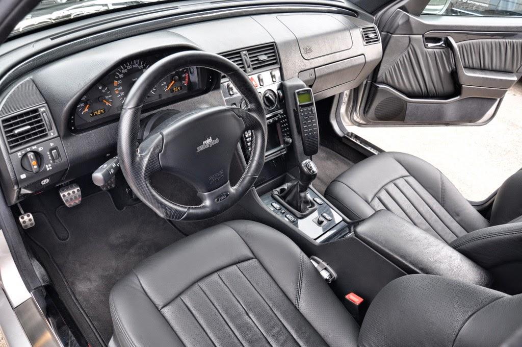 Mercedes-Benz W202 on R18 wheels   BENZTUNING