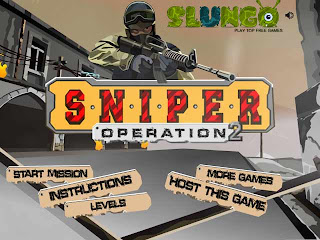 Sniper Operation Game
