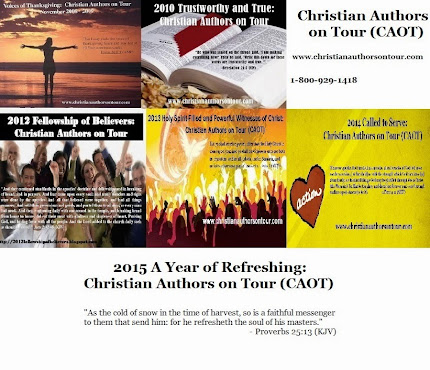 2015 A Year of Refreshing:  Christian Authors on Tour