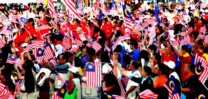 Ekspresi Kemerdekaan Dan  Cabaran Anak Merdeka