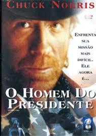 O Homem do Presidente Dublado Online