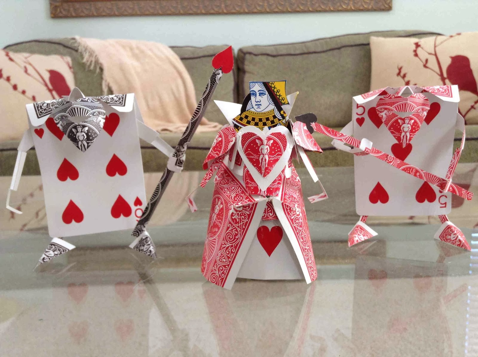 Once Upon A Blog Housekeeping Amp Getting To The Red Heart Of Papercuts