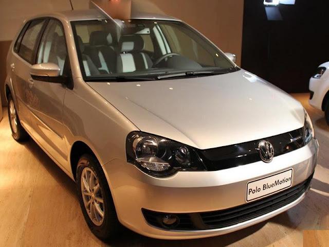 INMETRO 2012: carros mais econômicos do Brasil - VW Polo 2012 BlueMotion