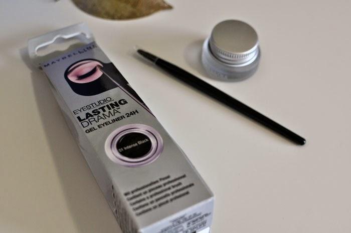 Mybelline EyeStudio Lasting Drama Eyeliner 24H Gel Eyeliner