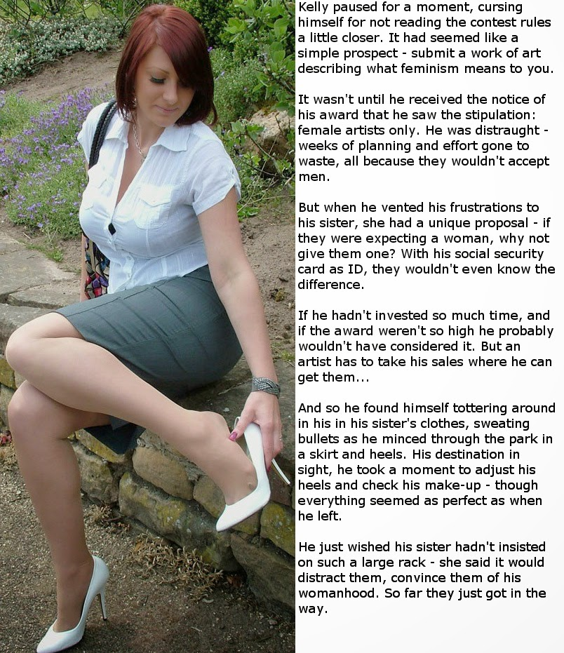 Crossdresser husband stories