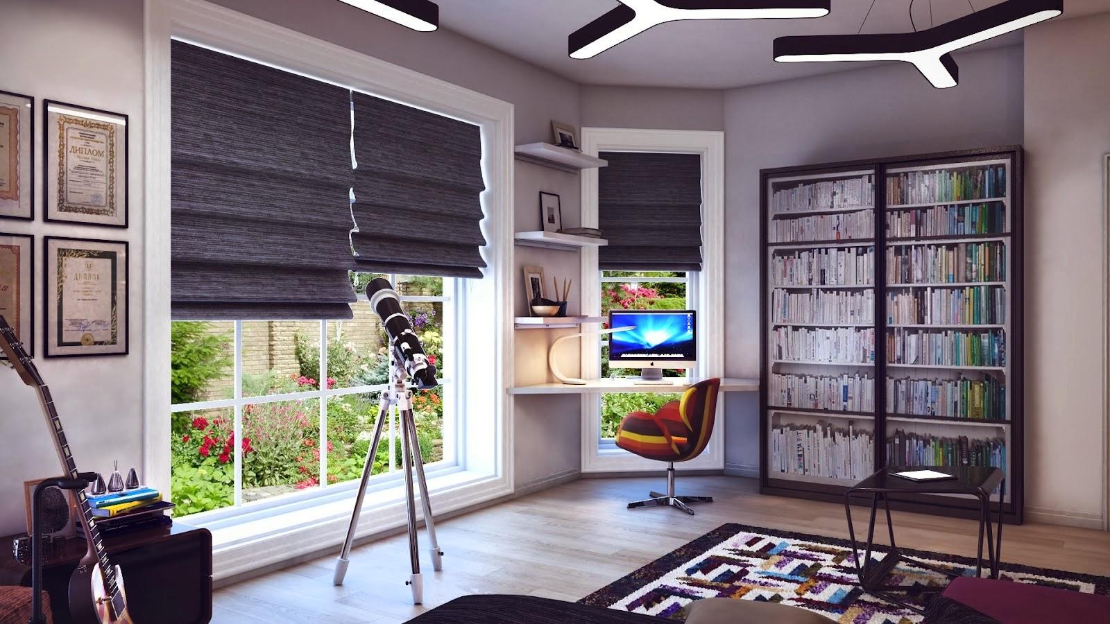 terrific young teenager's rooms   teen room designs