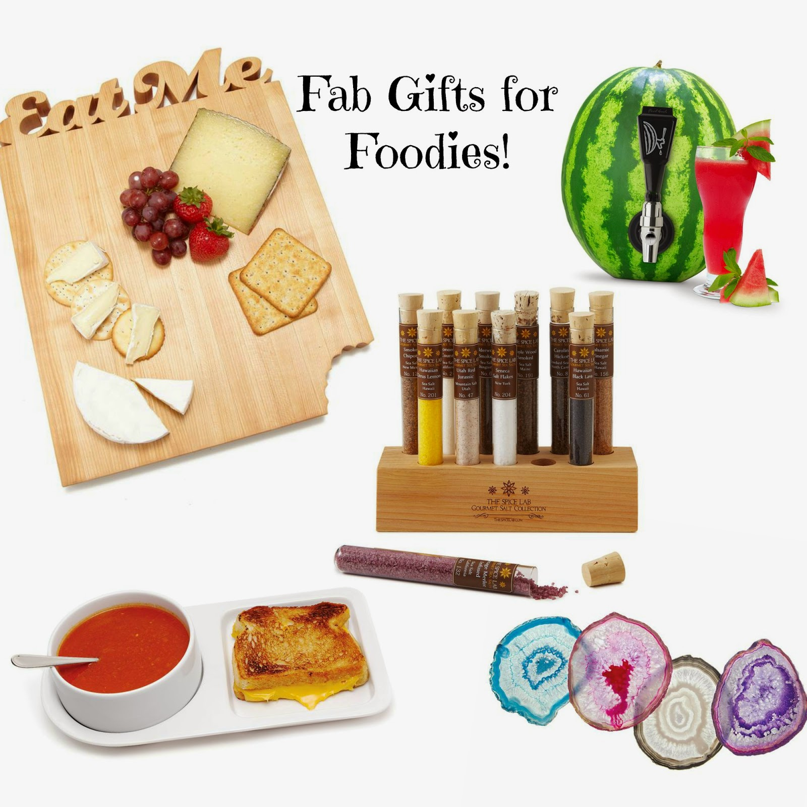 Gifts for Foodies from Uncommon Goods | chicago foodie girl