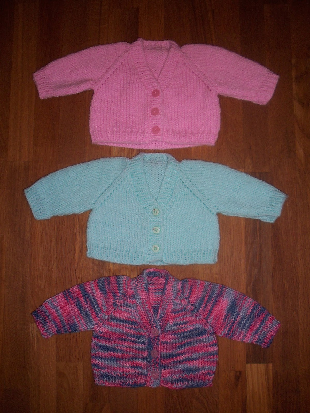 Ribbons and Bibbons: The Emily Cardigan Free Pattern (for premature ...