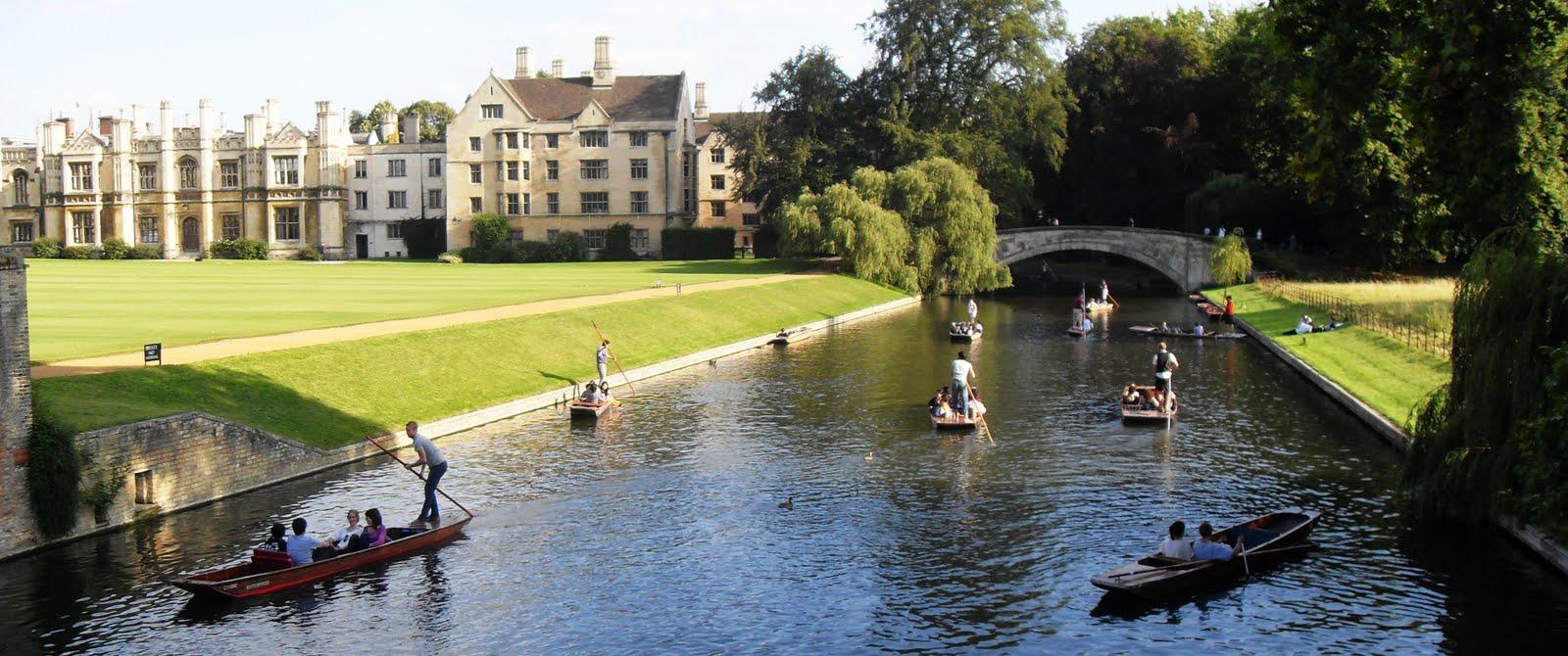 Cambridge Gezilecek Yerler-4