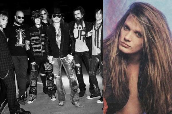 Guns N Roses featuring Sebastian Bach