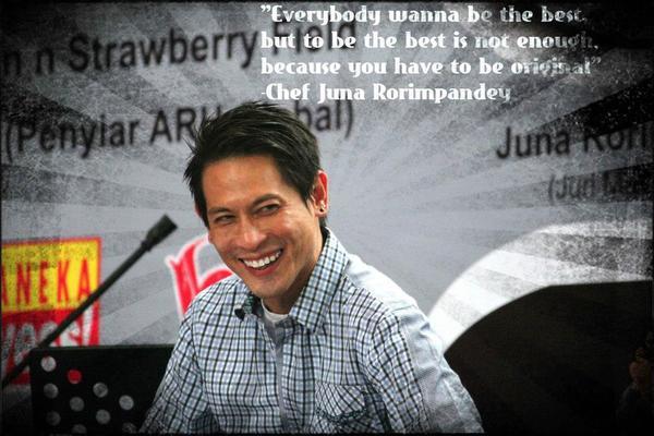 never mind i am fine chef juna s quote