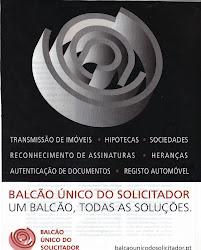 BALCÃO ÚNICO DO SOLICITADOR