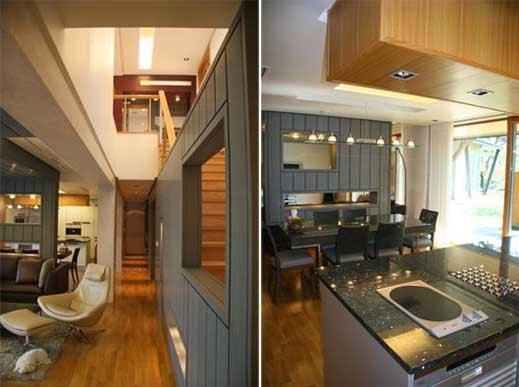 desain rumah tebaru 15 desain interior rumah ala korea
