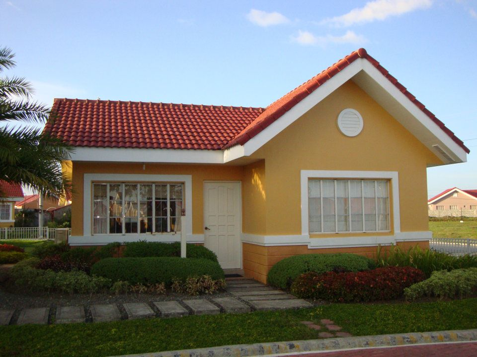 Simple House Bungalow Design Philippines