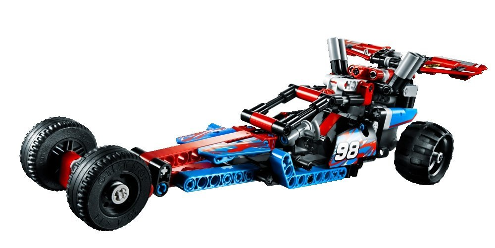 my lego style lego technic off road racer 42010. Black Bedroom Furniture Sets. Home Design Ideas