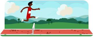 Google doodle Hurdles