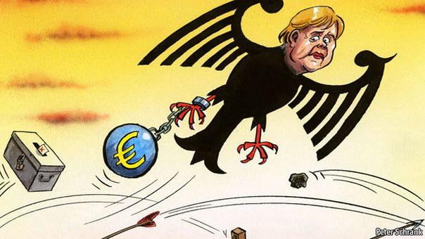 Η Γερμανία στο στόχαστρο