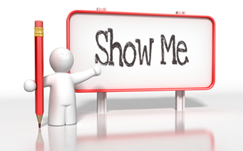Soulful Musings Don 39 t Tell Me Show Me