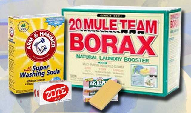 Can Store Bought Laundry Soap Make My Clothes Dingy