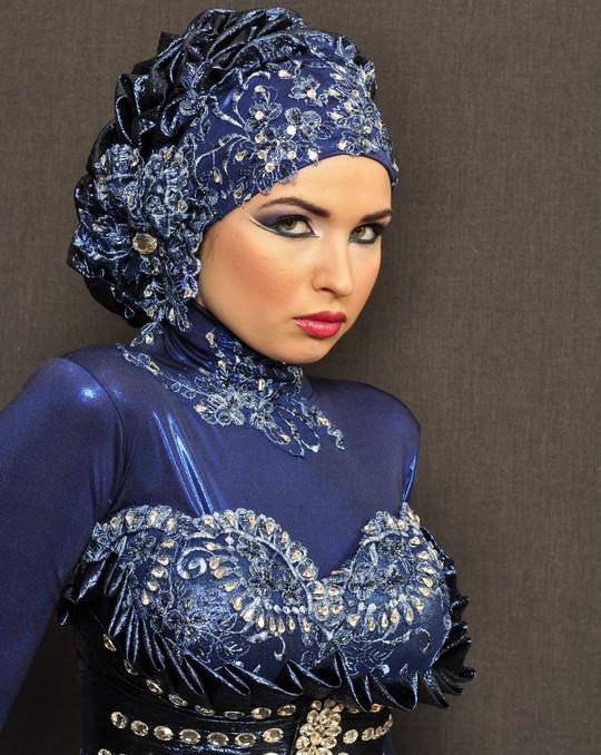 belles robes pour mariage islamique