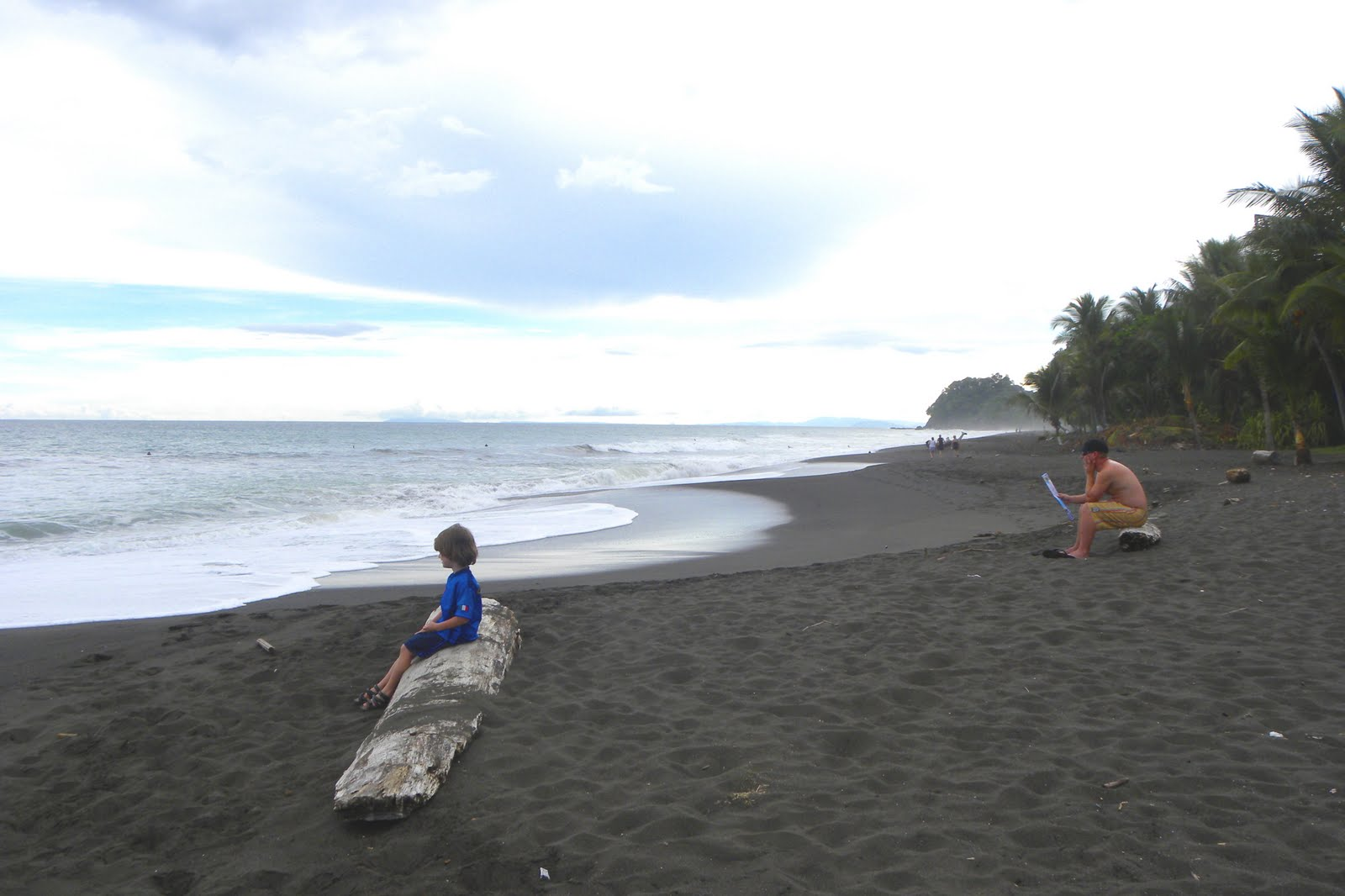 These magic moments costa rica edition for Black sand beaches costa rica