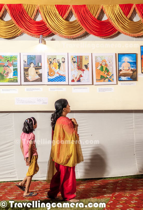 Credits - Priyanka Dey)On Maha Ashtami, we visited various Durga Pooja ...