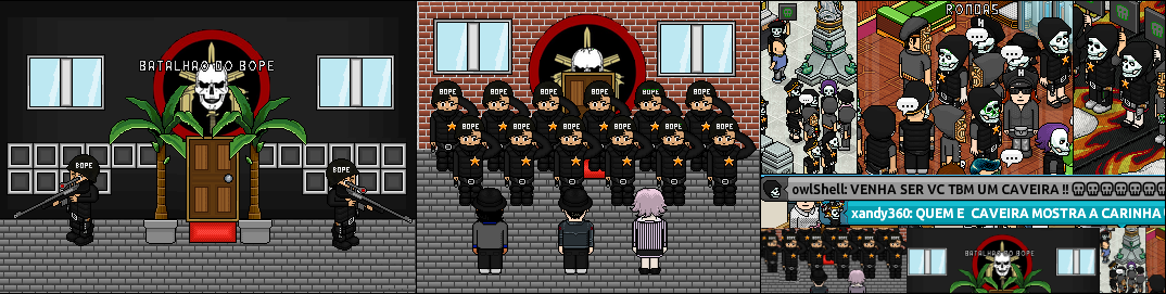 POLICIA BOPE DE ELITE
