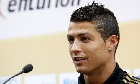 Www New Hair Cut Com : Sports Celebrities: Cristiano Ronaldo Hairstyles