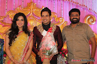 Celebraties at Actor Bharat n Jessy Wedding Reception Photos+%252879%2529 Actor Bharath n Jessy Wedding Photos