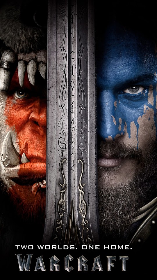 Warcraft Character Poster Galaxy Note HD Wallpaper